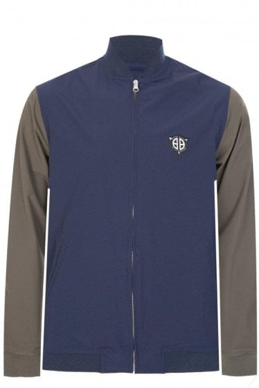 Billionaire Boys Club Flight Path Jacket Blue