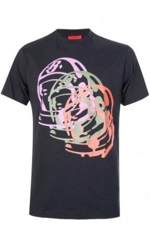 Billionaire Boys Club Multi Helmet T-Shirt Black