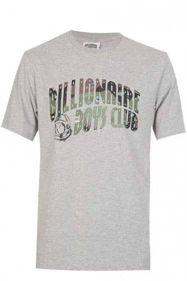 Billionaire Boys Club Space Camo Arch Logo T-Shirt