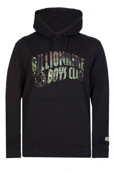 Billionaire Boys Club Space Camo Pullover Black