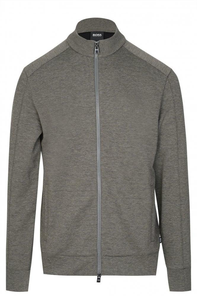Boss Zip-through Sweatshirt