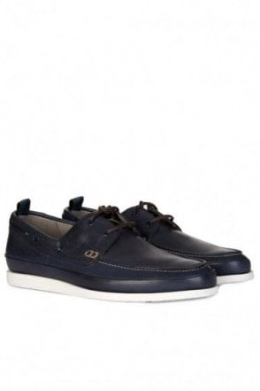 Paul Smith Navy Loafer