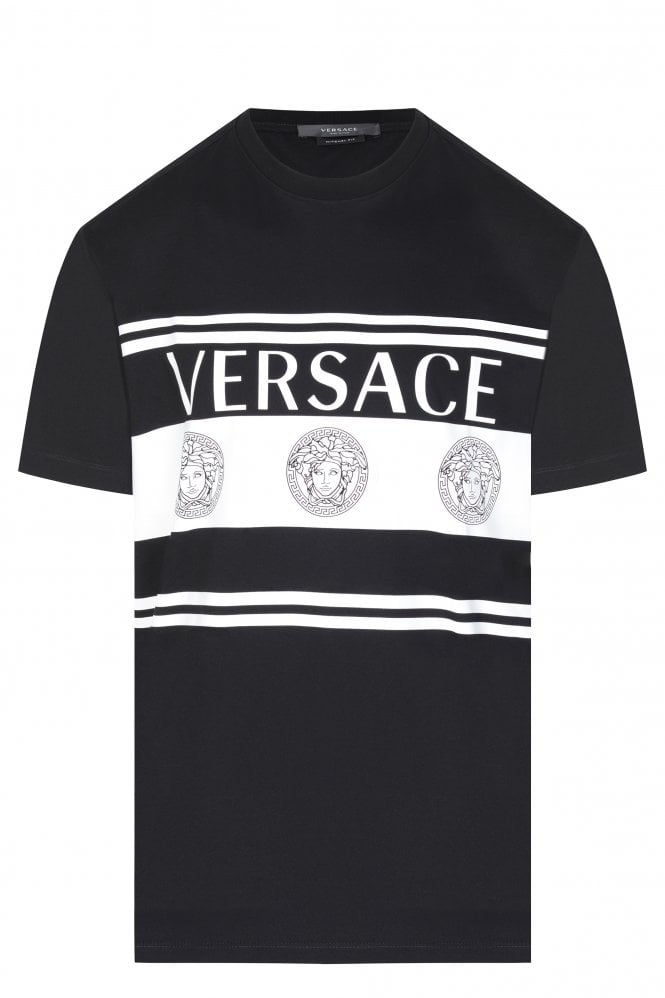 BRANDED COTTON TEE