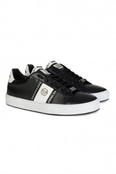 Brooks Logo Sneakers Black