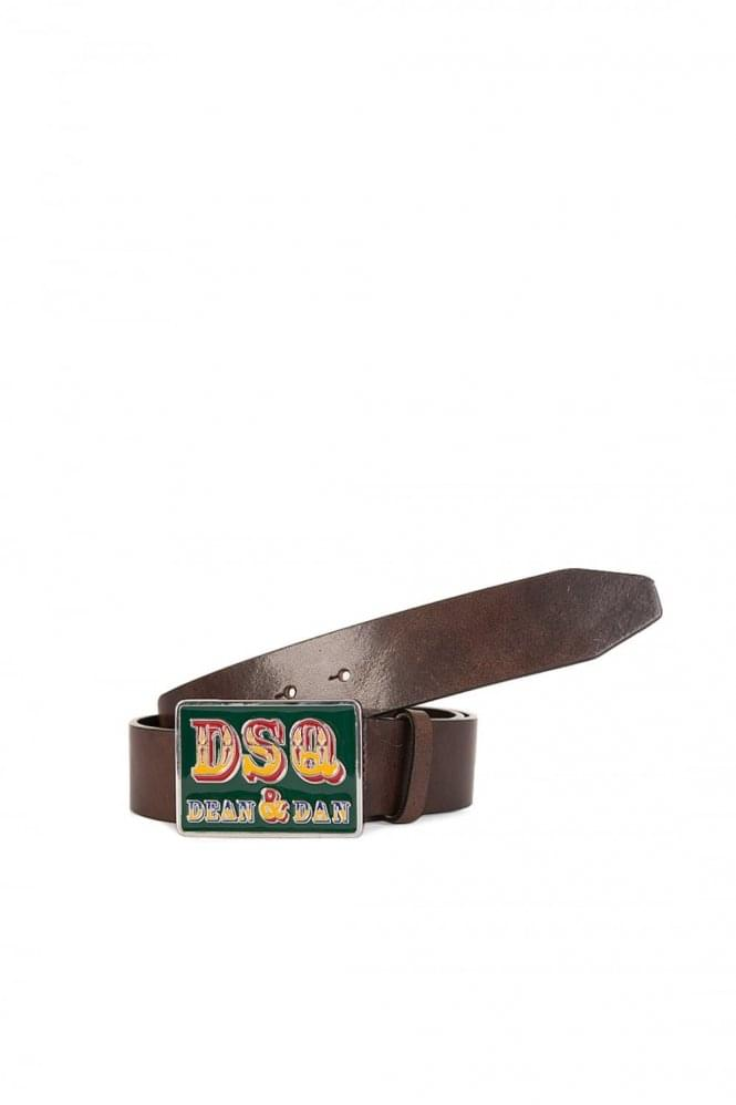 DSQUARED BUCKLE BELT