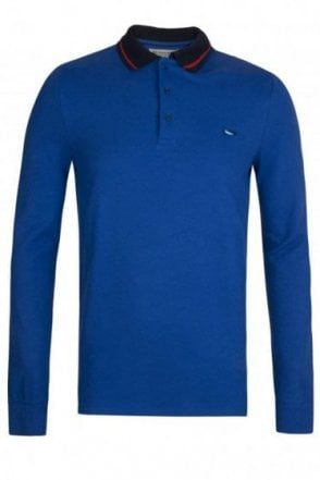 Burberry Anderton Polo Blue