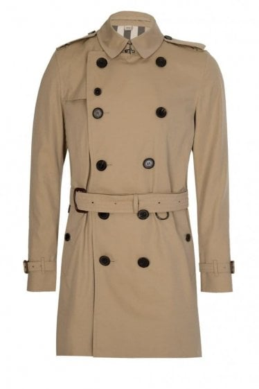 Burberry Britton Trenchcoat Honey