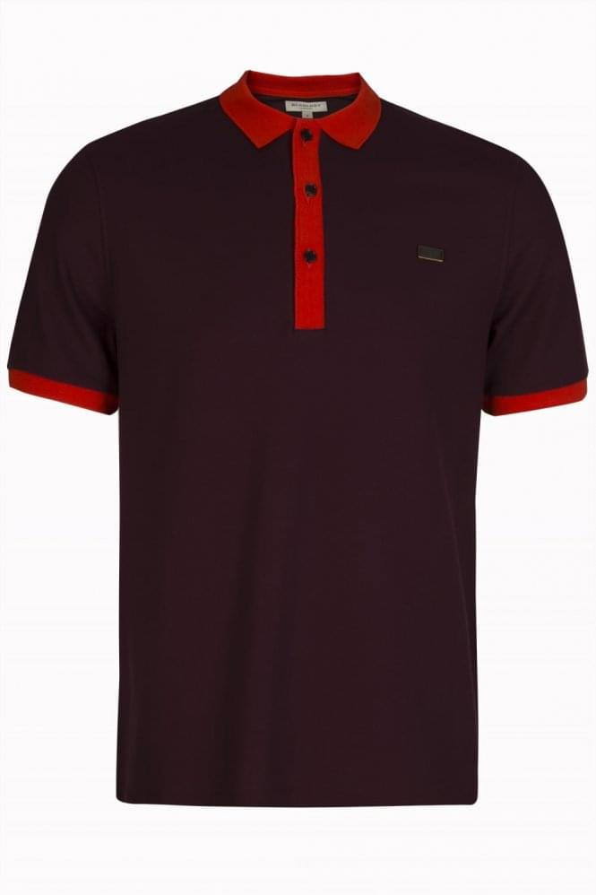 BURBERRY Marlowe Polo Burgundy