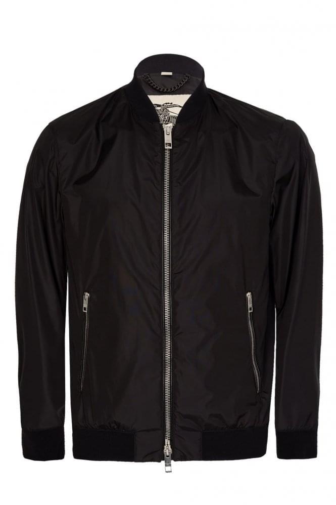 Burberry-Nylon-Jacket-Black