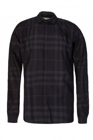 Burberry Southbrook Shirt Charcoal