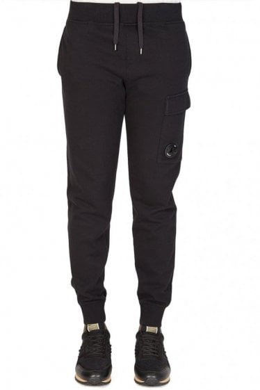 C.P Company Combination Item Goggle Joggers Black