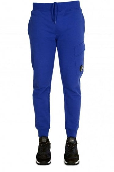 C.P Company Combination Item Goggle Joggers Blue