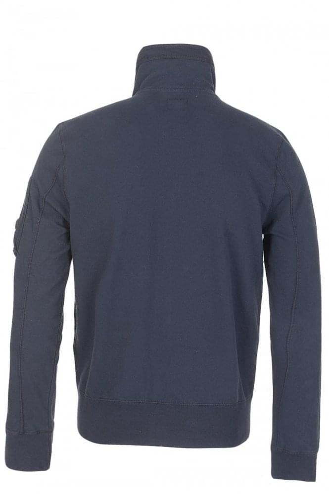 C.P Company Goggle Sleeve Sweat Jacket