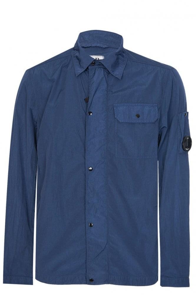 C.P Company Overshirt Jacket Navy