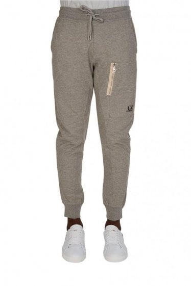 C.P Company Zip Pocket Joggers Grey