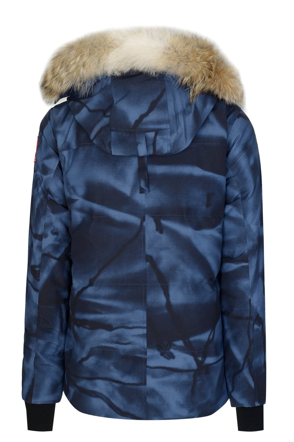 6887ef95a0f CANADA GOOSE Canada Goose Blue Wyndham Parka Coat - Clothing from ...