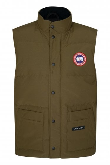 Canada Goose Crew Quilted Gilet