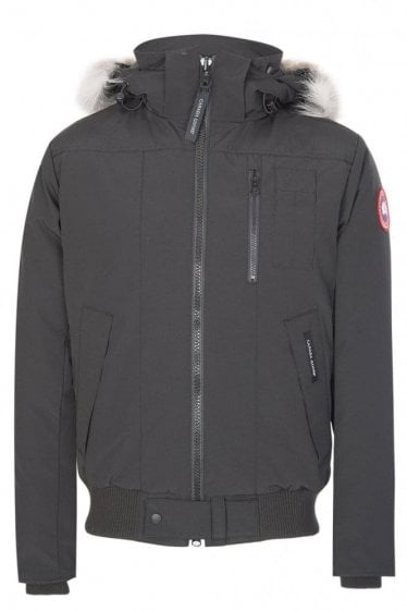 Canada Goose Men's Borden Bomber Black