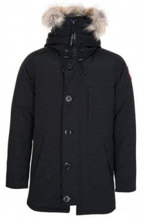 Canada Goose Men's Chateau Jacket Black