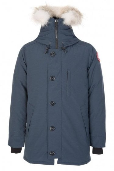 Canada Goose Men's Chateau Jacket Navy