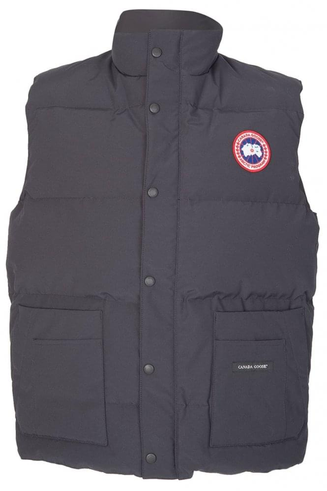 CANADA GOOSE Men's Freestyle Gilet Ink