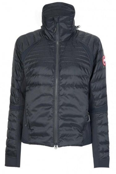 Canada Goose Women's HyBridge Perren Jacket Black