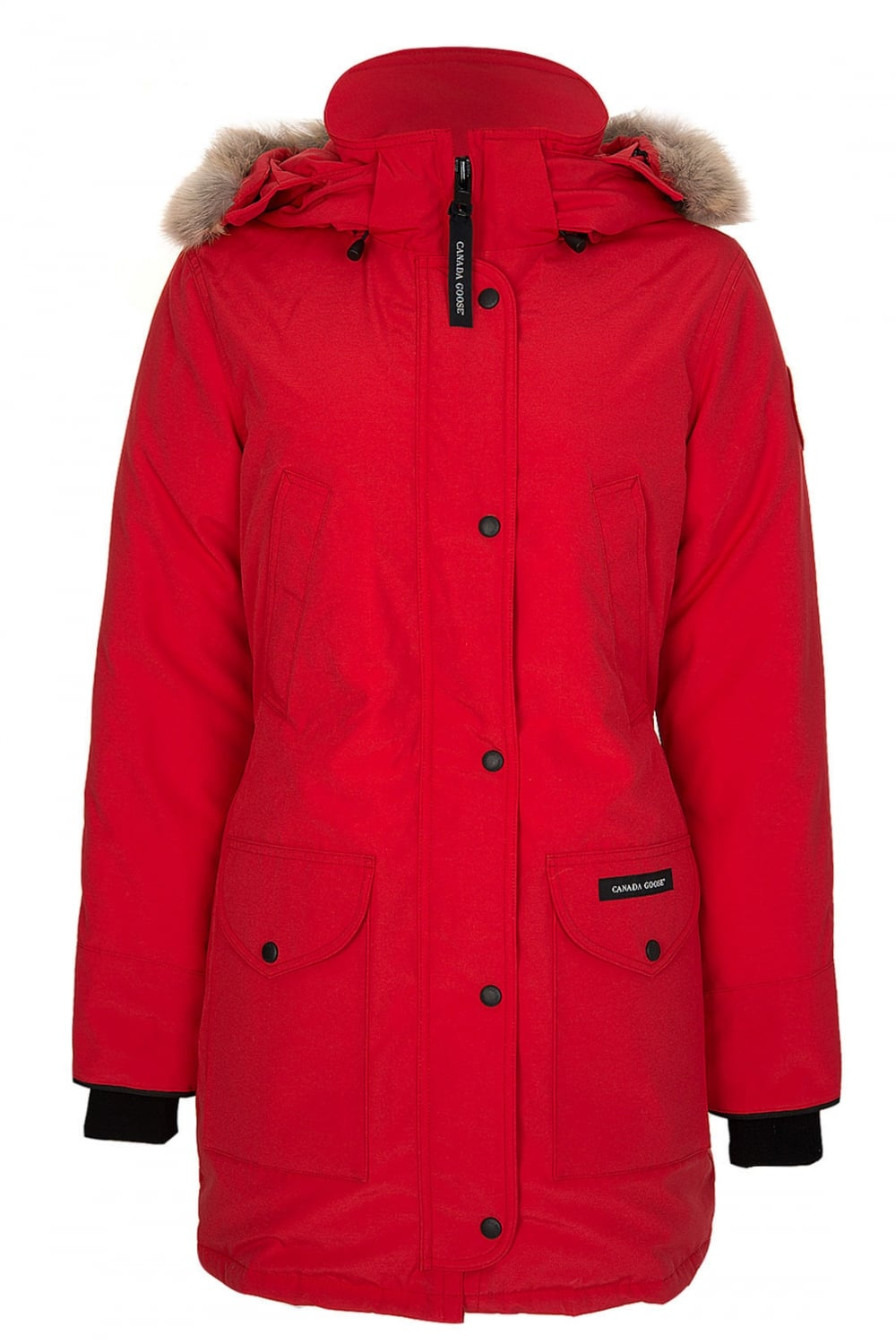 CANADA GOOSE Canada Goose Women s Trillium Parka Red - Clothing from ... ee65f3358