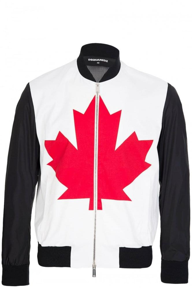 DSQUARED2 CANADIAN BOMBER