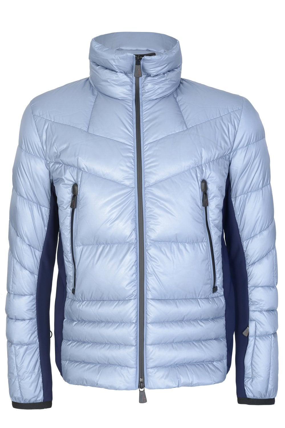 168687680 MONCLER Canmore Grenoble Quilted Jacket Sky Blue - Clothing from ...