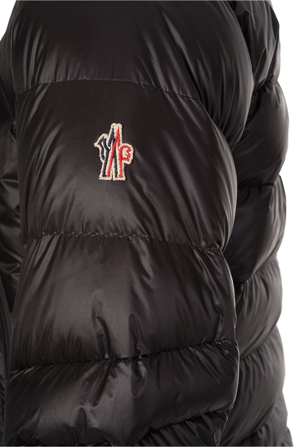 MONCLER Grenoble Canmore Jacket Black