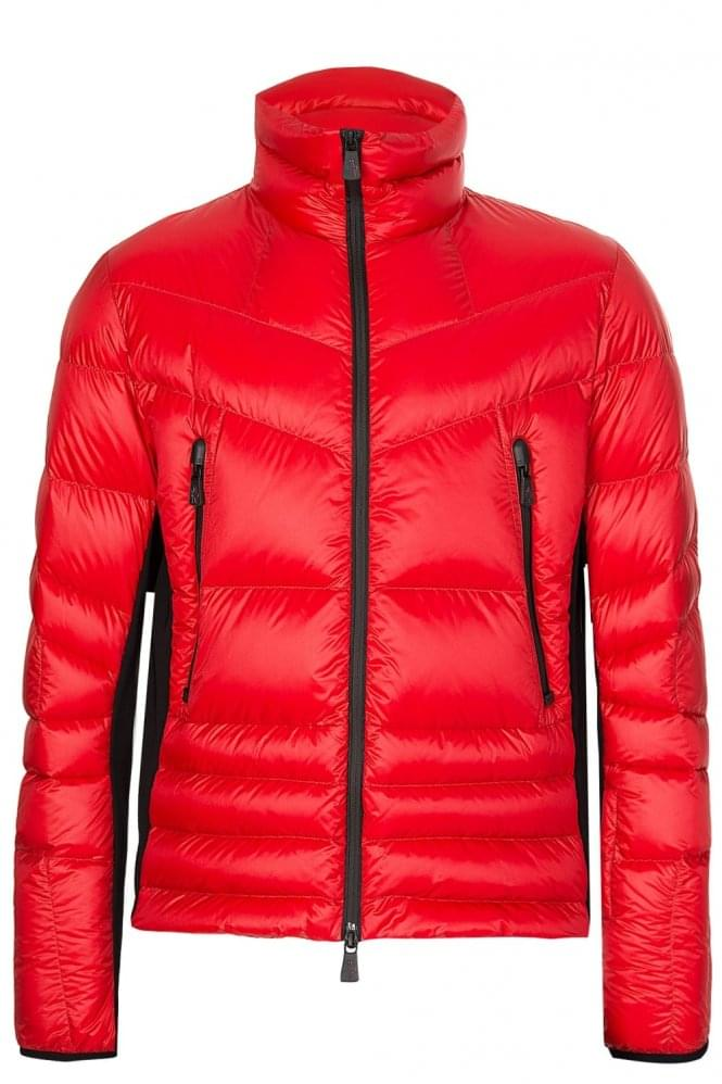 MONCLER Canmore Jacket Red