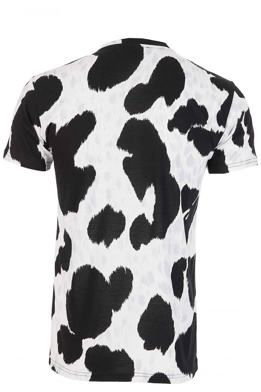 Buy Cow Print T Shirt 58 Off