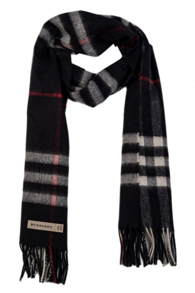 BURBERRY CASHMERE GIANT ICON