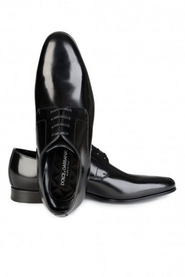 Classic Derby 100% Calf Leather Shoes