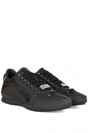 Dsquared Classic Runner Sneakers Black