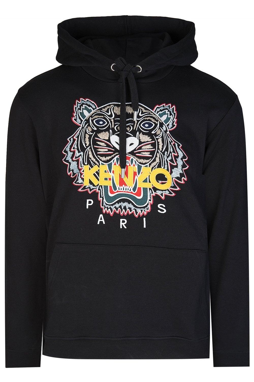 99122e7e KENZO CLASSIC TIGER HOODIE - Clothing from Circle Fashion UK