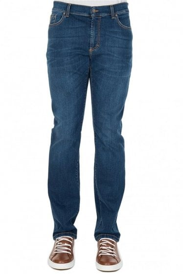 Versace Collection Denim Jeans
