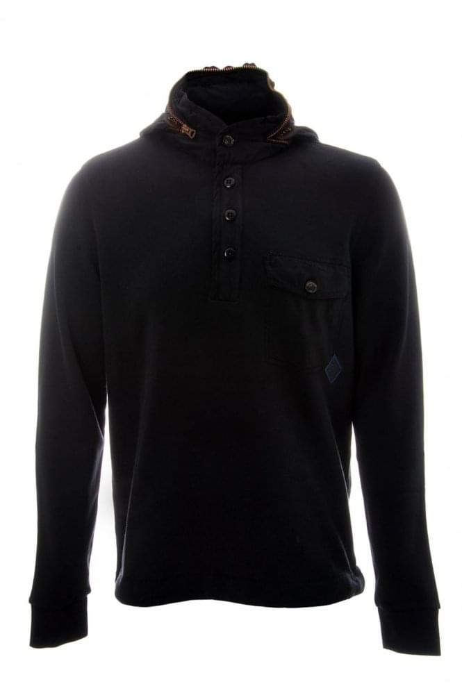 PAUL SMITH CONCEALED HOOD+PKT