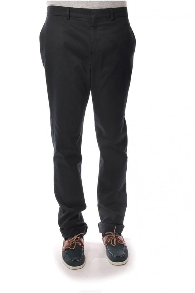 PAUL SMITH COTN STRETCH SLIM CHINO