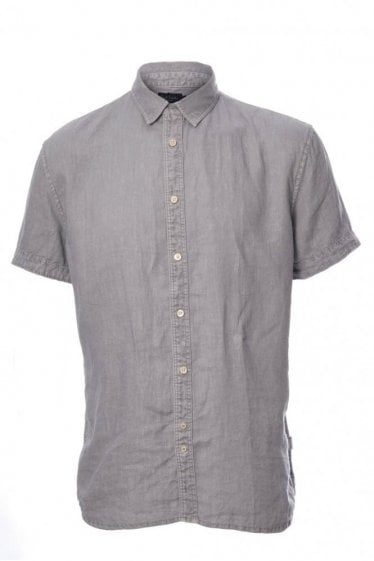 PAUL SMITH JEANS LINEN SUMMER SHIRT