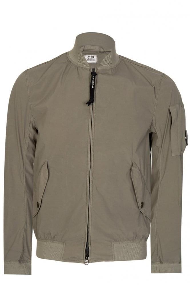 CP Company Bomber Jacket Khaki