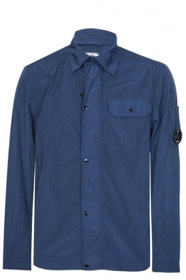 CP Company Overshirt Jacket Navy