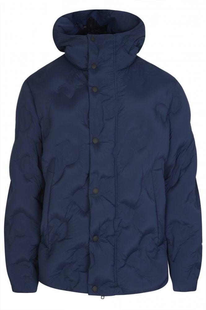Debossed DG Coat