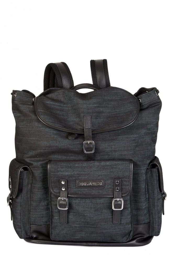 DSQUARED DENIM BACKPACK