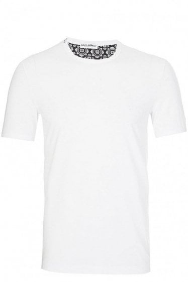 Dolce & Gabanna Stretch Crew Neck Tshirt