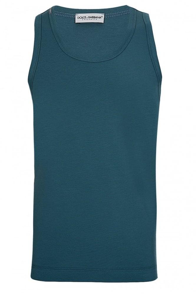 Dolce & Gabanna Vest Blue