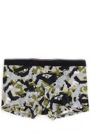 Dolce & Gabbana Camouflage Print Boxers