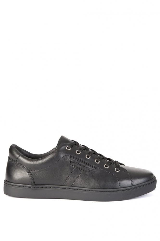 DOLCE & GABBANA Classic Low Sneakers Black