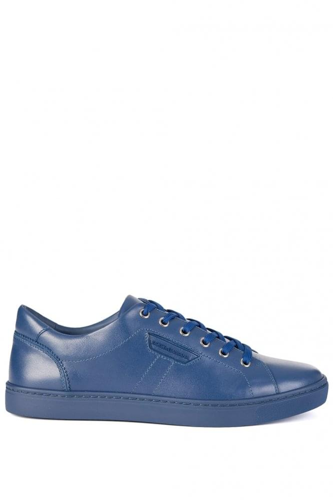 DOLCE & GABBANA Classic Low Sneakers Blue