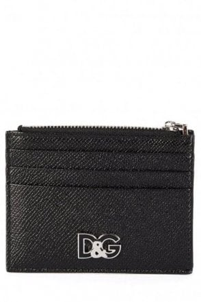 Dolce & Gabbana Coin and Card Holder